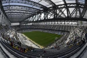 Арена да Байшада матчем Чемпіонату світу Іран-Нігерія