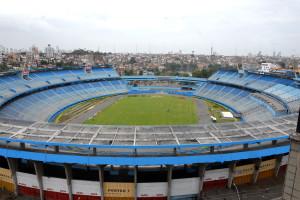 старий стадіон Фонте Нова