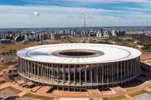 Національний стадіон Бразилія
